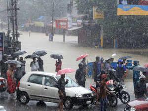Indian Navy put on alert as heavy rains lash Kerala