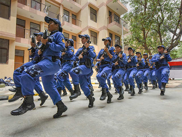 SWAT Team: Delhi Police gets India's first all-women SWAT team | The