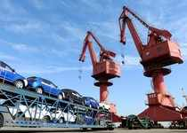 Cars to be exported