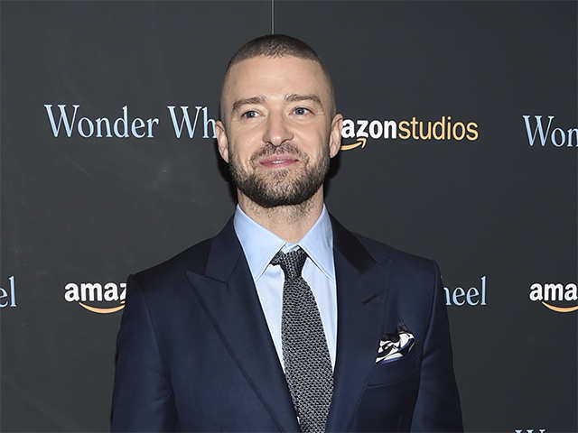 Justin Timberlake releases cover of his first book; to hit shelves in October