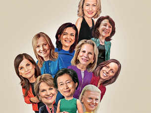 The league of important women who would continue to inspire in the post-Nooyi era