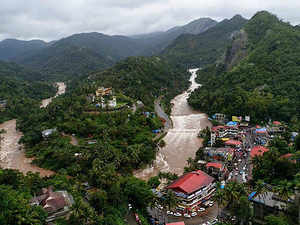 Kerala Flood: MET issues the red alert to around 11 districts