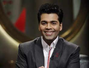 Karan Johar scarcastically takes on trolls after nepotism dig