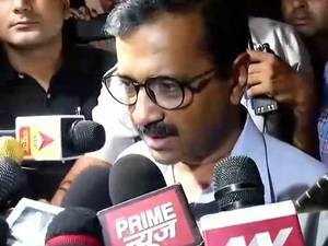 Delhi Police names CM Kejriwal, Manish Sisodia in Anshu Prakash assault case