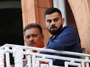 Shastri-Kohli duo might face BCCI questions for debacle in England