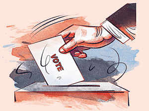 All parties ruled against proxy voting rights for NRIs except BJP