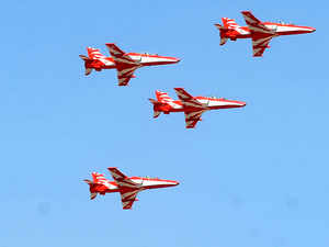 """No decision on shifting Aero India 2019 venue out of Bengaluru to Lucknow"""