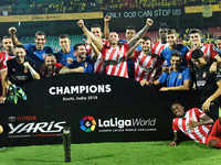 You can now stream all La Liga games on Facebook for free