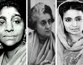 Indira Gandhi, Sarojini Naidu, Amrita Pritam among 100 most influential women in history