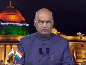 Watch: President Kovind addresses the nation on eve of 72nd Independence Day