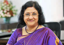 Arundhati Bhattacharya, Former Chairman, SBI