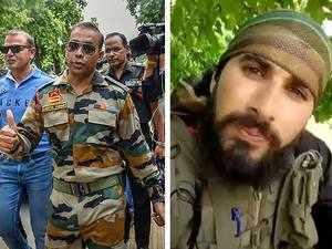 Major Aditya, rifleman Aurangzeb to be honoured with Shaurya Chakra