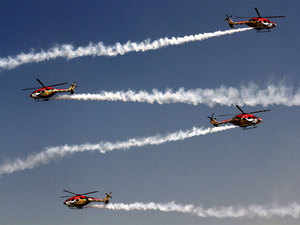 Why Aero India took off from Bengaluru