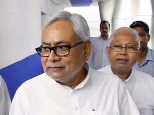 Parallel polls not possible at present: Nitish Kumar