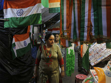 Indian flag makes it to the 'no fly list'