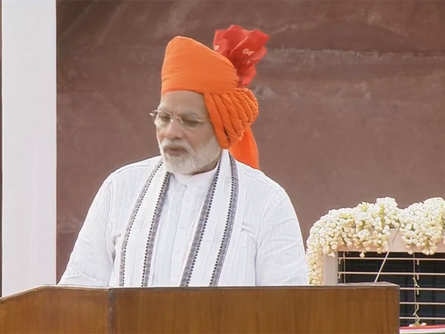 North-east is nowadays coming up with news that is giving inspiration to the country: PM