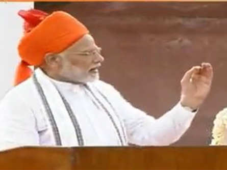 India now world's sixth largest economy: Modi