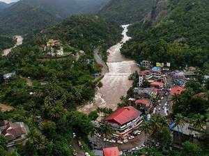 Kerala floods: Heavy downpour begins again; death toll reaches 41