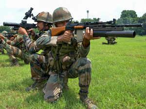 Indian Army and China's PLA meet at Nathu La