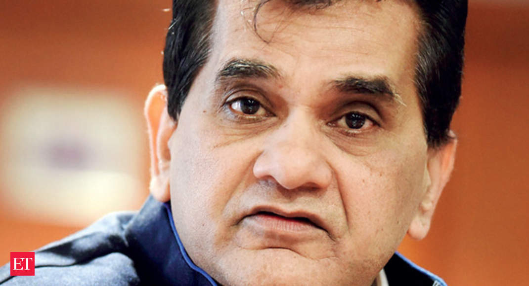 Ecommerce policy needs to focus on investments, not micro issues like discounts: Amitabh Kant