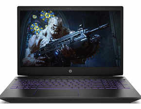 HP Gaming Pavilion 15 review: Lightweight but with the cool quotient of a gaming laptop