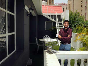 This 24-yr-old runs India's largest hotel business