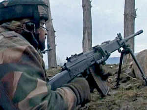 Pakistan violates ceasefire in Tanghdar sector