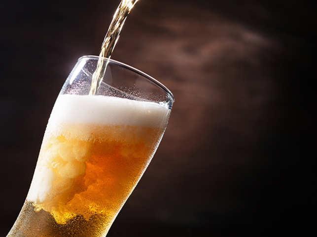 Drinking in zero G