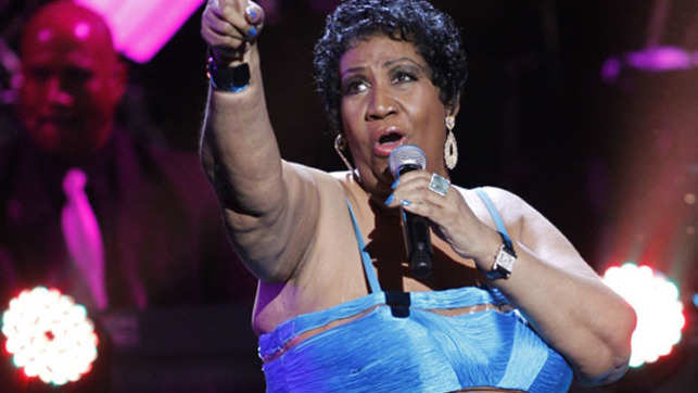 'Queen of Soul' Aretha Franklin dies aged 76