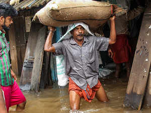 Kerala Floods: IMD issues warning, heavy rains may affect 13 districts