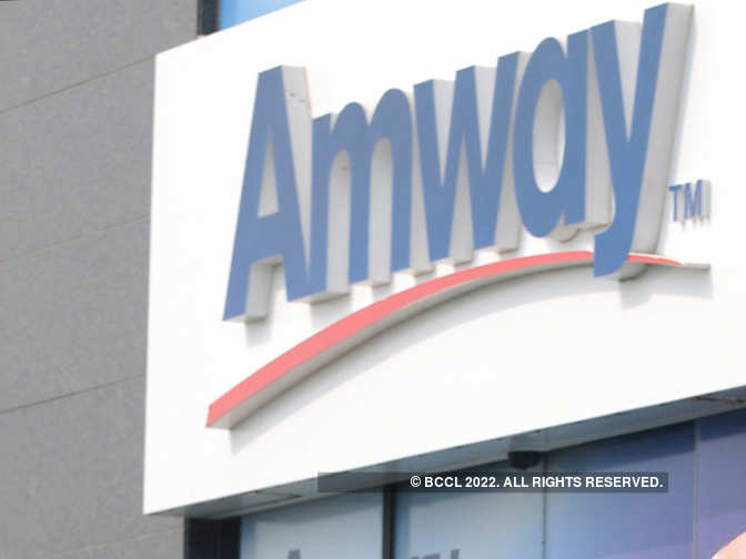 Amway plans to take herbal range overseas - The Economic Times