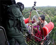 Bravehearts fight a flood in Kerala