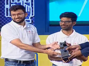 ET Startup Awards 2018: Skylark Drones is 'Best on Campus'