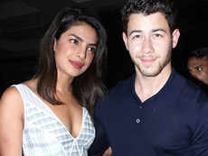 Priyanka Chopra and beau Nick Jonas step out for pre-engagement dinner date