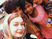 Millions of people require humanitarian assistance: Gigi Hadid on her visit to meet Rohingya Muslim refugees