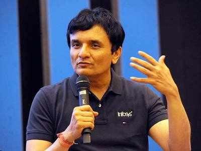 MD Ranganath quits as Infosys CFO