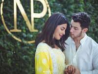 The future Mrs. Jonas! Nick and Priyanka share adorable post after 'roka' ceremony