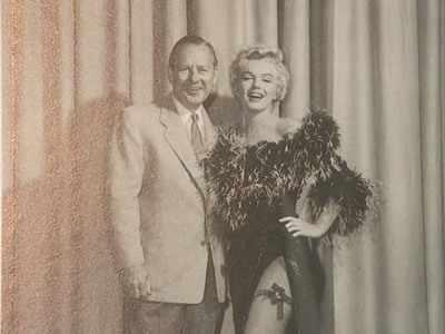 How Marilyn Monroe became Marilyn Monroe