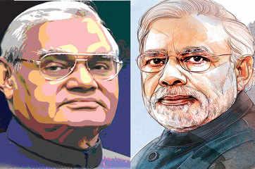 What Narendra Modi can learn from Atal Bihari Vajpayee's playbook