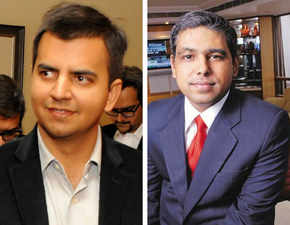 ET Startup Awards 2018: When Ola's Bhavish Aggarwal and Uber's Madhu Kannan hung out together