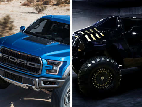 SUV For The Ultra-Rich - Ford Raptor, Devel Sixty Are Your