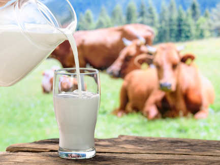 Breakfast club: A glass of milk a day keeps diabetes away