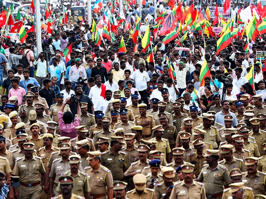 The Sterlite saga: from orange clouds to red flags