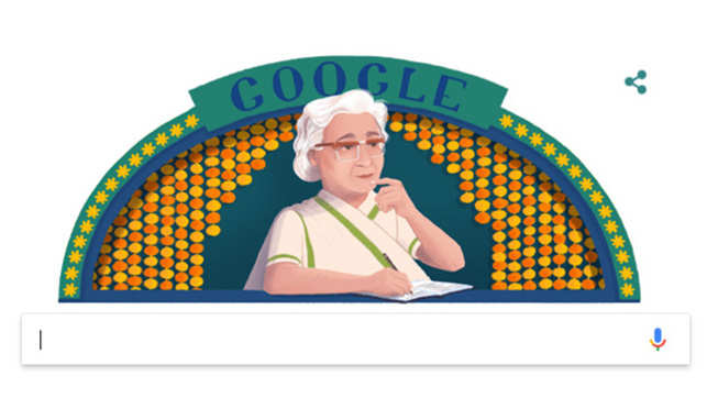 Ismat Chughtai: Feminist Urdu author being celebrated with a Google doodle