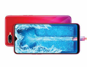 Oppo F9 Pro launched in Mumbai at Rs 19,990 onwards