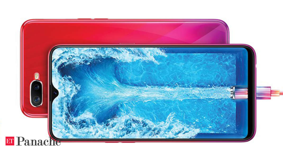Oppo F9, F9 Pro launched in Mumbai at Rs 19,990 - The Economic Times