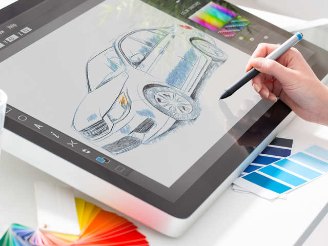 Car designing: An unexplored form of art in India