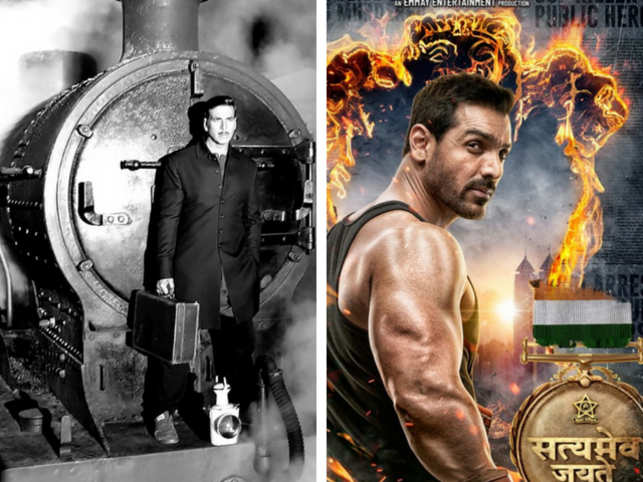 'Gold' surpasses 'Satyameva Jayate' at the box office