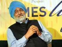 When cause of volatility is external, we have to fix internal vulnerabilities double quick: Montek Singh Ahluwalia