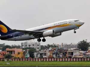 Jet Airways says not aware of MCA probe; scrip slips 3%